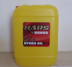 BARS HYDRO OIL 10L