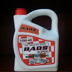 BARS SUPER 10W-40 4L