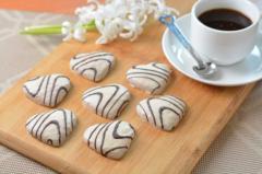 Печенье Валентинка в белой глазури В-047 (упаковка