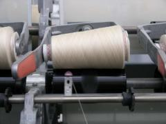 Услуги по намотке нитей на крутильном оборудовании