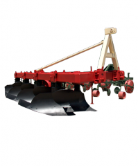Plow of hinged IQOP-45