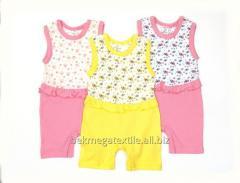 Vêtement de jersey pour enfants