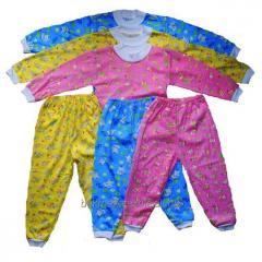 Los pijamas los cuartos para niños