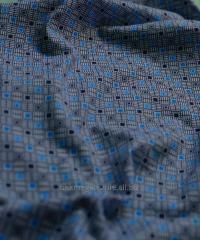 Tissu à mailles de coton