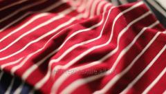 Vải một mặt nhẵn có sợi ngang