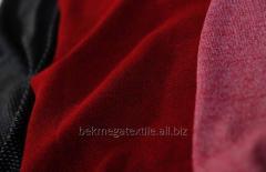 Knitted fabrics knitted odnofonturnaya