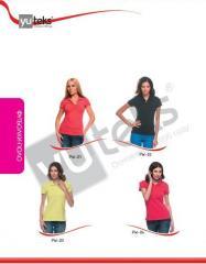 Les maillots féminin