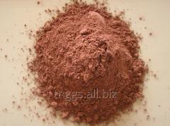 HYDROMICACEOUS RED POWDER KG-2