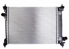 Automotive radiators