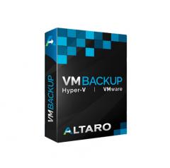 Резервное копирование Altaro VMBackup -