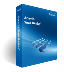 Резервное копирование Acronis Snap Deploy