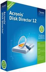 Резервное копирование Acronis Disk Director