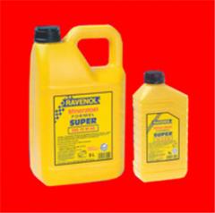 Минеральное всесезонное моторное масло RAVENOL