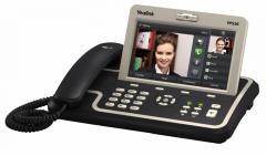 Мультимедийный IP-телефон с поддержкой