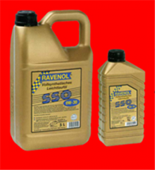 Всесезонное синтетическое моторное масло