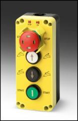 Блок управления с аварийной кнопкой GM482
