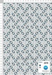 Knitted fabric Code 2078