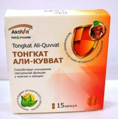 Биологически активная добавка Тонгкат Али -...