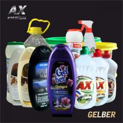 NOVELTY detergents for the house and kitchen!!!