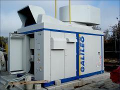 Газозаправочное оборудование Microbox