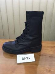 Ботинки с высокими берцами М 33