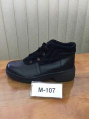 Ботинки мужские М 107