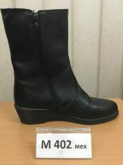 Сапоги женские М 402 мех