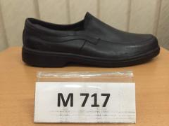 Полуботинки мужские М 717