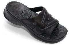 Slippers are polyurethane