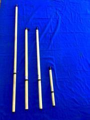 Штанги изолирующие оперативные, штанги переносных