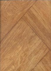 Linoleum of the Fir-tree series