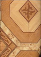 Linoleum of the Rhombus series