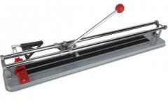 Плиткорез RUBI PRACTIC 60 с боковым упором и угольником