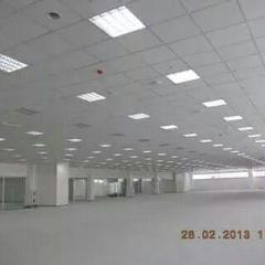 Потолок гипсовый Армстронг для офиса