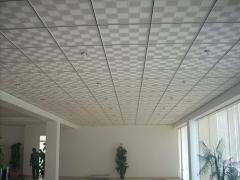 Потолок гипсовый Армстронг для офисных зданий