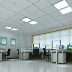 Потолок гипсовый Армстронг для офисов