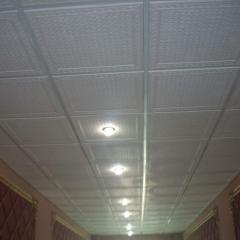 Потолок гипсовый Армстронг для заведений