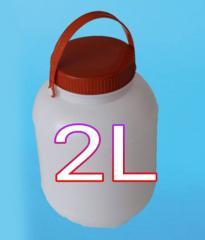 Балон 2 л. с крышкой пластмассовый