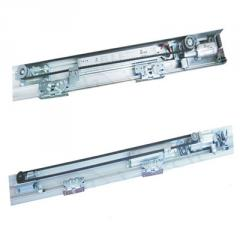 Sliding glass doors mechanisms