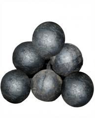 Шары стальные мелющие для шаровых мельниц с номинальным диаметром 125 мм
