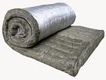 Маты прошивные с обкладкой из фольги алюминиевой МП(Ф)-100