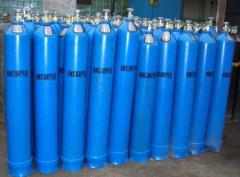 Кислород газообразный технический