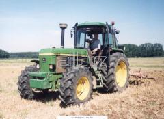 Пластмассовые и резиновые запчасти для сельхозтехники