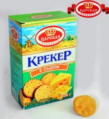 Cracker with Cheese cookies