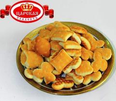 Kaleidoscope biscui