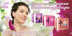 Serviettes hygieniques pour les femmes