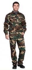 Униформа для охраны 014