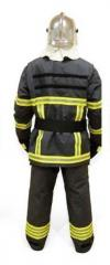 Protective clothing for firemen
