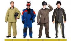 Vêtements de sûreté