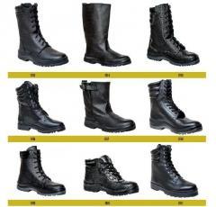 Chaussures spéciales